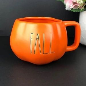 2020 NEW Rae Dunn pumpkin FALL mug